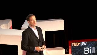 Fixing the rot in our healthcare system: Bill Tatham at TEDxUW