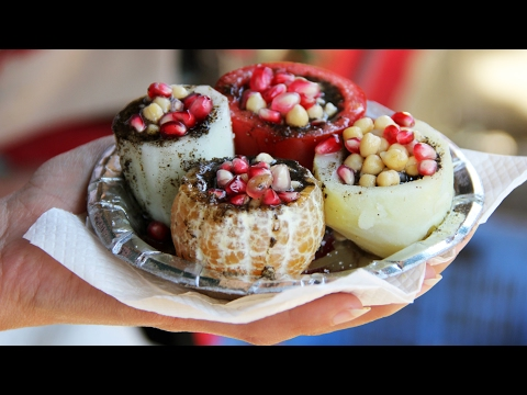 Thumbnail: Indian Street Food in Old Delhi - Shockingly Delicious KULLE FRUIT CHAAT!