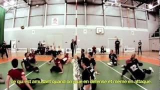 Participez! Avec Austin Hinchey | Volleyball-assis paralympique