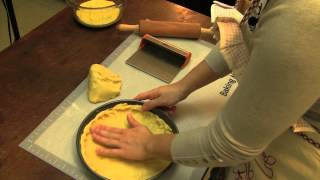Shortbread Pie Crust Recipe - Pasta Frolla - Real Italian Kitchen