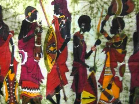 Maasai Dance  - Kibisa  -- National Percussion Group Kenya