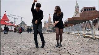 Четкая Девушка Танцует Очень Нежно Lezginka 2019 Лезгинка На Красной Площади ALISHKA Dance
