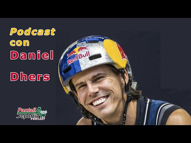 Pantalla Deportiva Podcast - Episodio 5. DANIEL DHERS: En búsqueda del oro olímpico🚲🥇