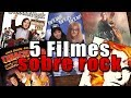5 Filmes imperdíveis sobre Rock
