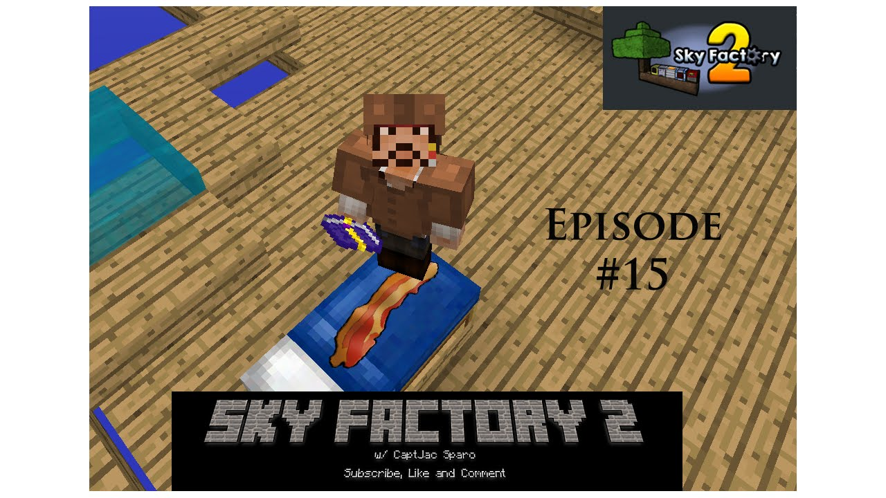 how to play sky factory 2.5 ssundee 4