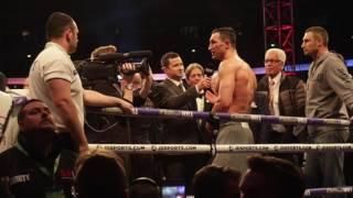 IS THIS THE END?!! - WLADIMIR KLITSCHKO IMMEDIATE REACTION TO DEFEAT TO ANTHONY JOSHUA @ WEMBLEY