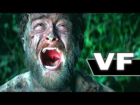 JUNGLE Bande Annonce VF ✩ Daniel Radcliffe, Thriller (2017) streaming vf