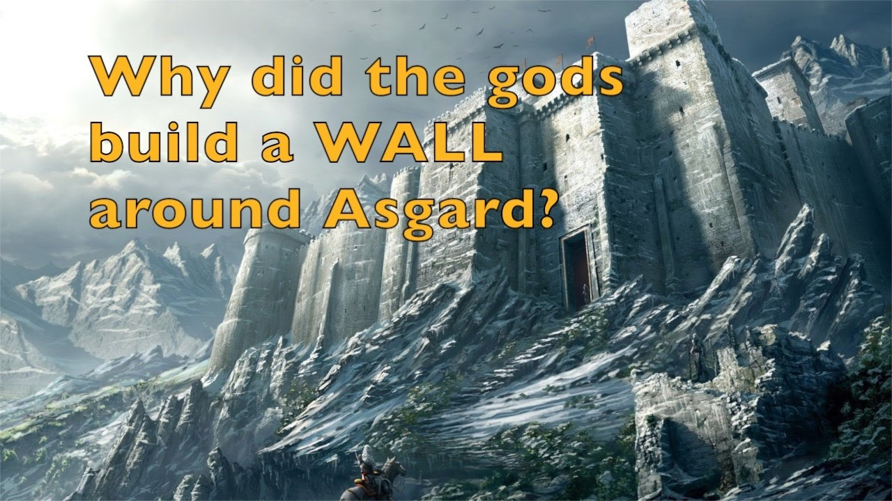 Why did the gods build a WALL around ASGARD? - YouTube