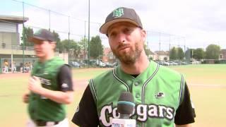 Base-Ball : le Cougars de Montigny dos au mur