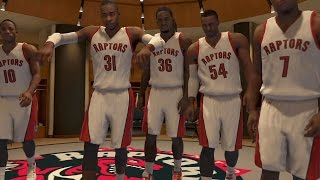 NBA 2K15 PS4 My CUHreer - Floater Snatched!
