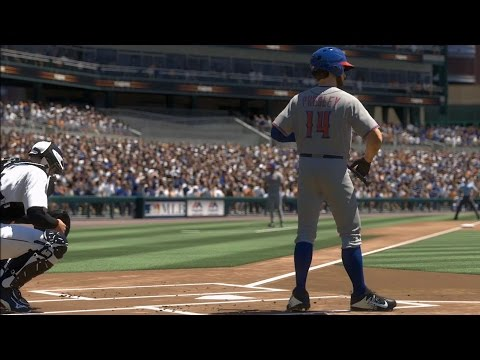 MLB The Show 17 - Toledo Mud Hens vs Detroit Tigers   Gameplay (PS4 Pro HD) [1080p60FPS]