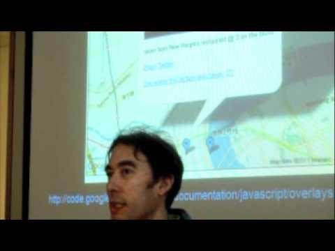 Lex Berman - GeoRSS & Webmaps