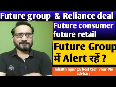 Future Consumer Share Trading Future Retail Share Price History Future Group News Future En Loan Youtube