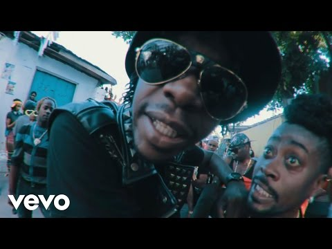 Chi Ching Ching - Way Up Stay Up (Remix) ft. Beenie Man, Popcaan