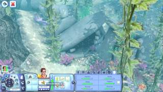 [HD] Gaming Test: The Sims 3 Island Paradise Max Graphics