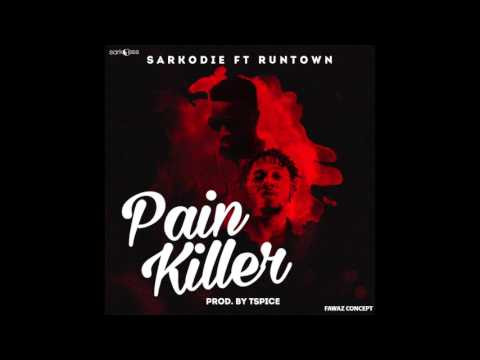 Sarkodie - Pain Killer ft. Runtown (Audio Slide)