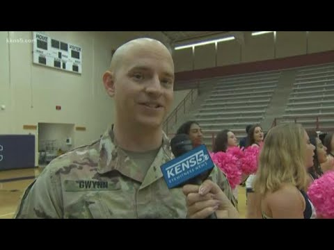 KENS 5 US Army Player of the Week awarded to O'Connor football player