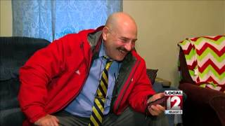 BATESVILLE, Ind. (Rich Jaffe) -- We've all dreamed of stumbling upo...