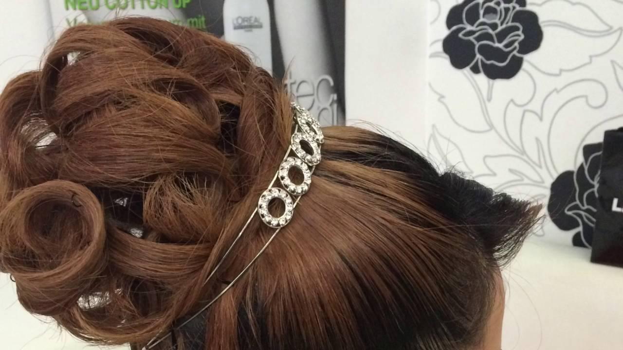 Hochzeit Hochsteckfriseur Fotos Hairstyle Ashkan Friseur Meister
