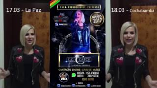 CC Catch Invites You All To Her Concerts In Bolivia 2017