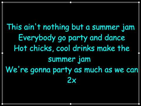 R.I.O. FEAT. U-JEAN - Summer Jam Lyrics HD