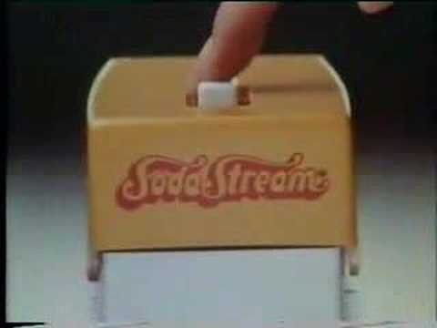 SodaStream UK commercial - July 1980