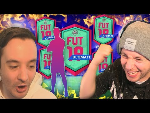 MY PACK LUCK IS ABSOLUTELY INSANE RIGHT NOW!!! FIFA 19 ULTIMATE TEAM PACK OPENING