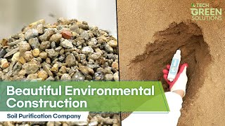 [K-Tech Green Solutions] Soil Purification Company 'Beautiful Environmental Construction'