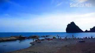 Симеиз в мае: море и пляж(http://simeiza.net/ Симеиз в мае на пляже, это тишина и спокойствие под лучами теплого Крымского солнца..., 2012-05-30T16:18:51.000Z)