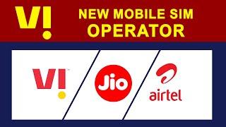 Vi - New Mobile Operator | Vodafone Idea Rebrand in INDIA | Jio vs Airtel vs Vi in HINDI | Vi Plans