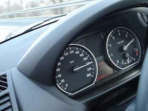 BMW 125i Coupé (chipped) 70-240 km/h