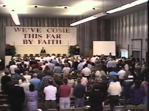 Alaska Conference 1995 Constituency Video—James Stevens
