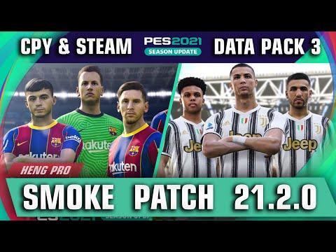 PES 2021- Smoke