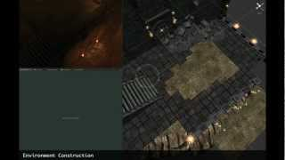 Dungeon Building in ORC: Vengeance with Unity3D