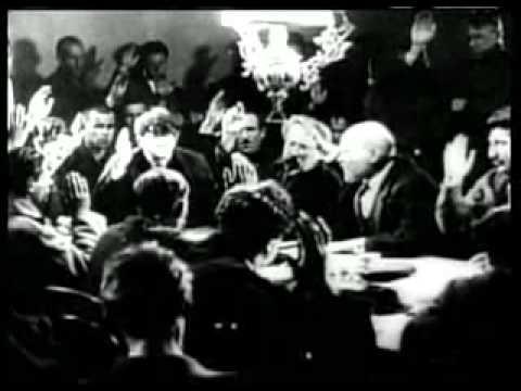 OCTUBRE - Sergei Eisenstein (1928)