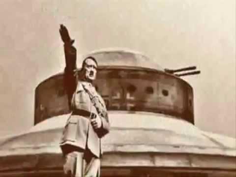 Nazi Haunebu Flying Saucer Youtube