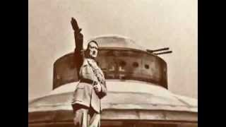 Nazi Haunebu Flying Saucer