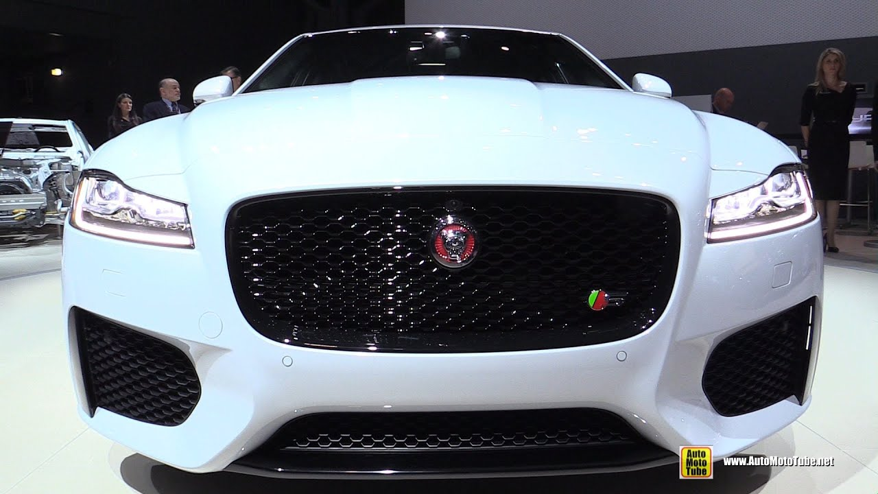 2016 jaguar xf s exterior and interior walkaround debut at 2015 new york auto show youtube. Black Bedroom Furniture Sets. Home Design Ideas