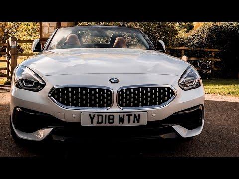 BMW Z4 M40i Roadster 2019