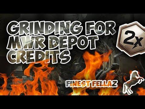 Call of Duty Modern Warfare Remasterd 2X Xp + 2X Depot credits Grind!