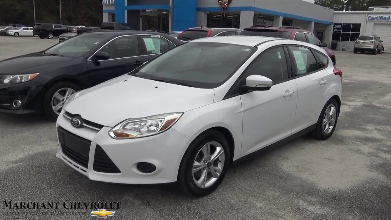 2013 ford focus se hatchback for sale review condition report at marchant chevy dec 2017