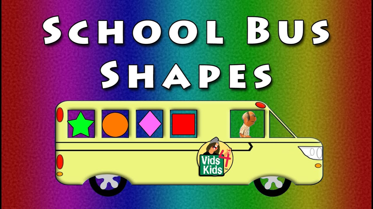 School Bus Shapes