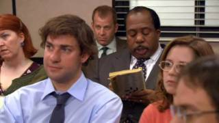 The Office: The Best Stanley Moments
