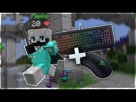 Chill Mouse & Keyboard Sounds (Ranked SkyWars)