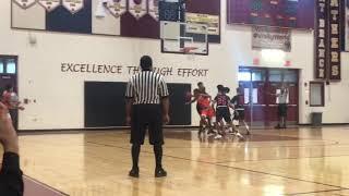 Team L.A.B. vs Handles Hoops -Marvin Guthrie Coach Dayal