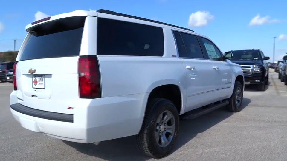 2017 Chevrolet Suburban San Antonio Houston Austin Dallas Universal City Tx C70497