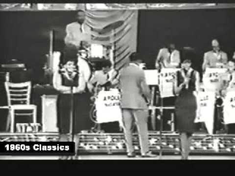 The Marvelettes - Hits Medley (Live from the Apollo Theatre 1962)
