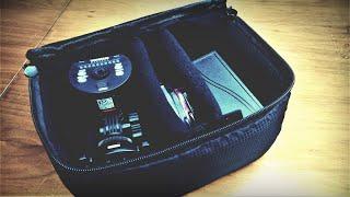 Сумка VBESTLIFE для  DSLR камеры, объектива, вспышки и т.д. Обзор и примерочка!)