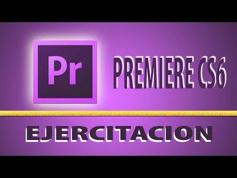 Adobe Premiere Películas con Fotos Videos y Titulos