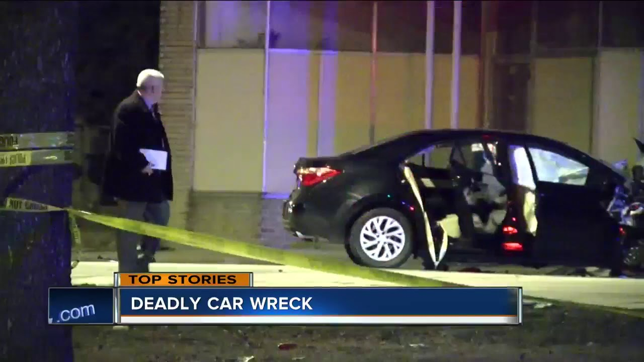 Two killed in overnight accident on Milwaukee's north side